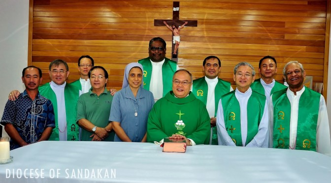 Sandakan hosts the 43rd Annual Regional Biblical Commission Meeting
