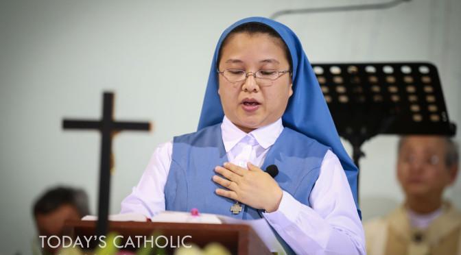 todays catholic kuching