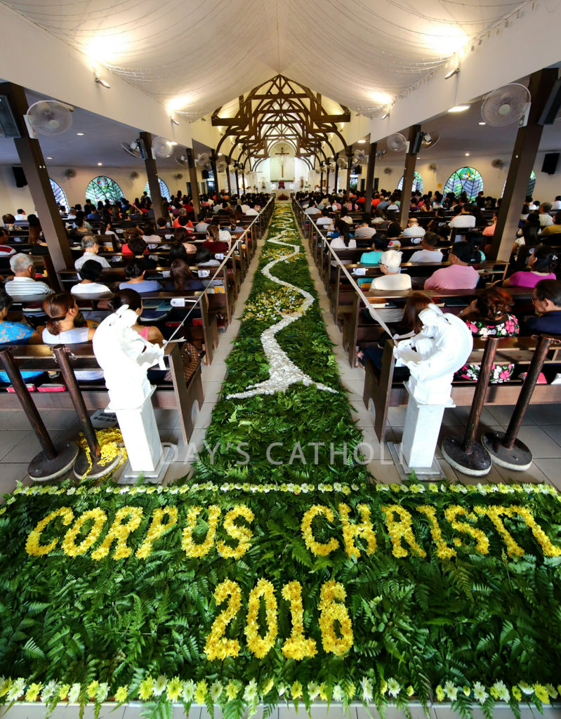Corpus Christi St Peter (2) WEB
