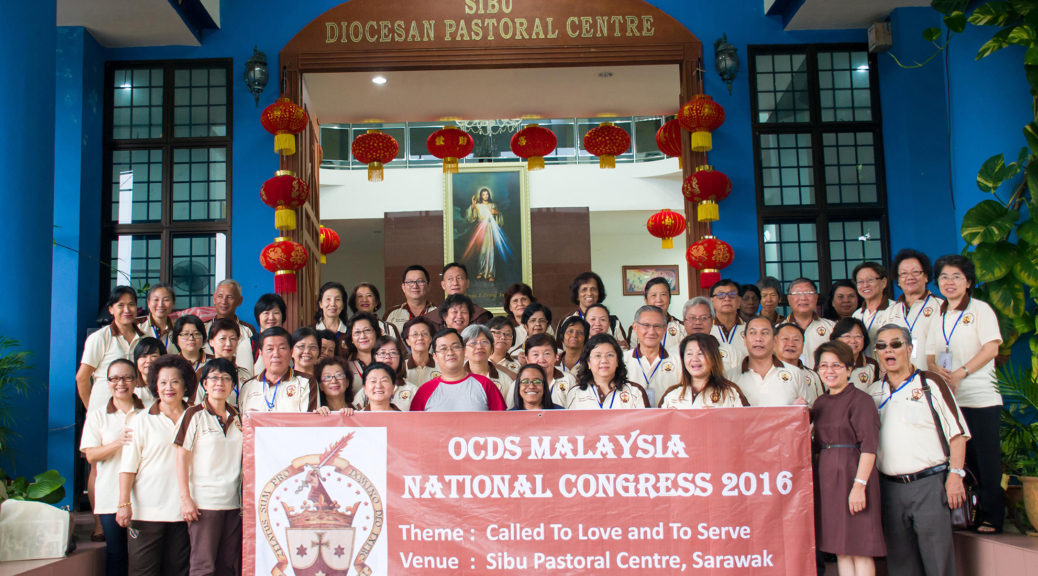 OCDS congress Sibu