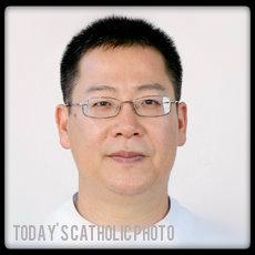 Bishop-elect Fr Richard Ng